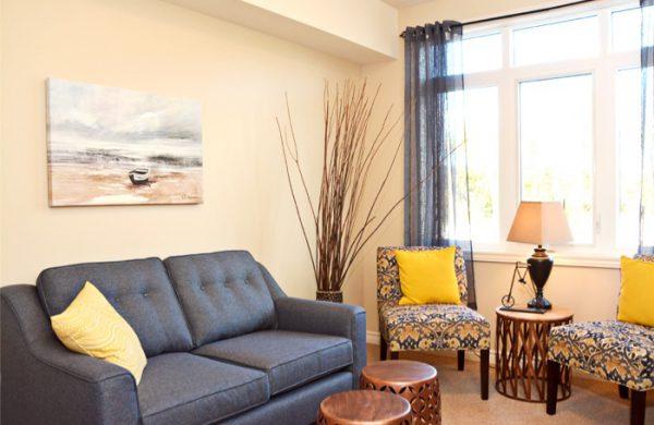 Wellings Of Picton Living Room