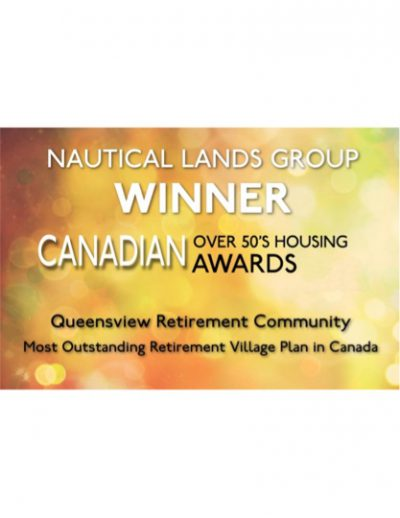 Canadian Over 50's Housing Awards
