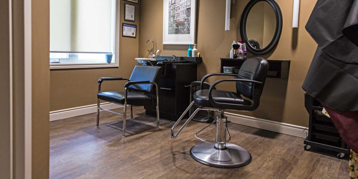 Wellings of Corunna Salon