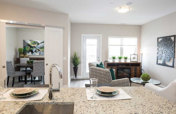 Wellings of Stittsville Dining Area